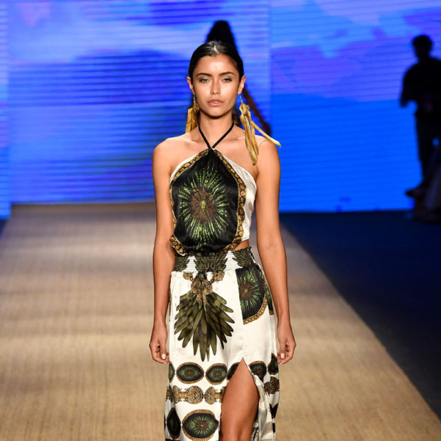 Aguaclara - Runway - Paraiso Fashion Fair